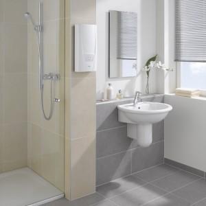 Clage DCX Elektronisk vannvarmer for dusj og vask