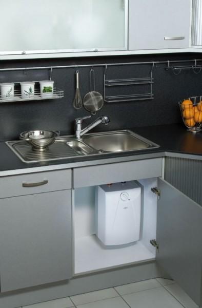 Clage S5-U under kjøkkenbenk