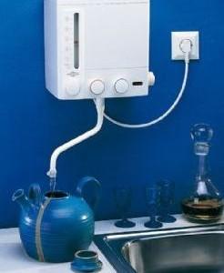 Clage vannvarmer Modell K.5