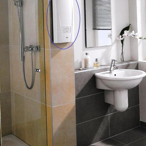 Nytt bilde dusj og vask DCX