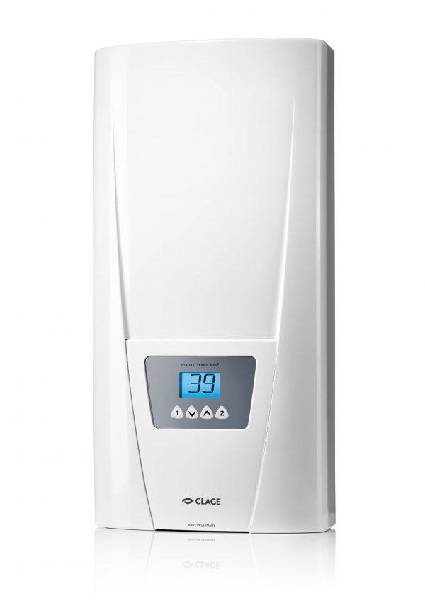 Gjennomstrømsvarmer Modell DEX 400V